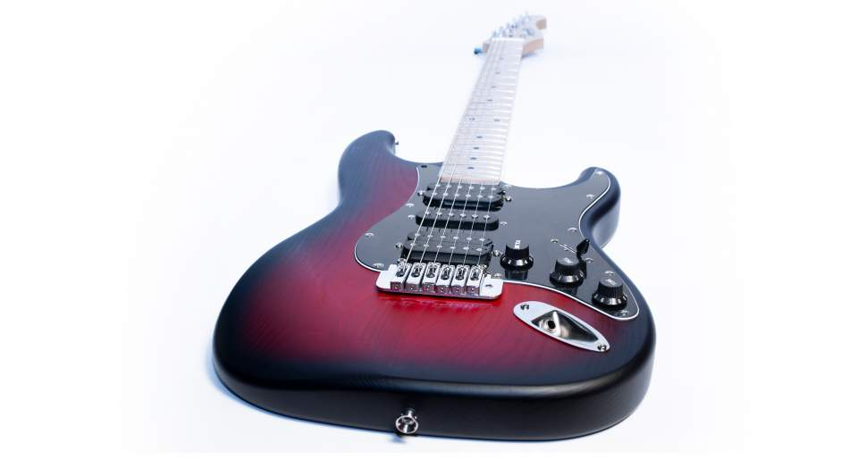 Strateg 6 red burst